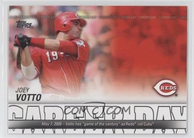 2012 Topps - Career Day #CD-17 - Joey Votto