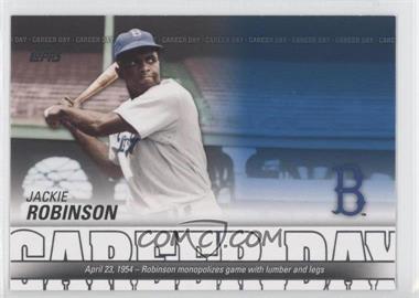 2012 Topps - Career Day #CD-19 - Jackie Robinson