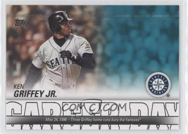 2012 Topps - Career Day #CD-2 - Ken Griffey Jr.