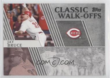 2012 Topps - Classic Walk-Offs #CW-5 - Jay Bruce