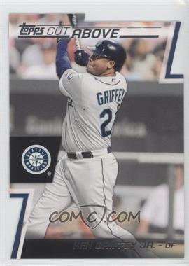 2012 Topps - Cut Above #ACA-4 - Ken Griffey Jr.