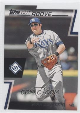 2012 Topps - Cut Above #ACA-6 - Evan Longoria