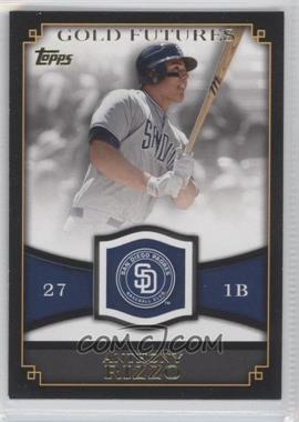 2012 Topps - Gold Futures #GF-13 - Anthony Rizzo