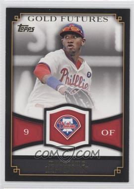 2012 Topps - Gold Futures #GF-38 - Domonic Brown