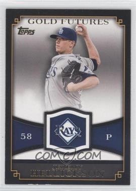 2012 Topps - Gold Futures #GF-9 - Jeremy Hellickson
