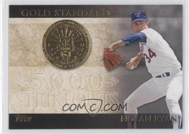 2012 Topps - Gold Standard #GS-1 - Nolan Ryan