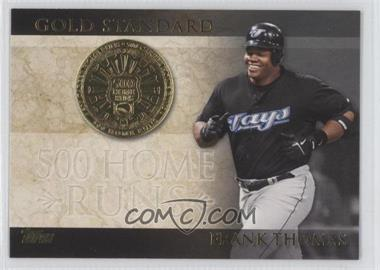 2012 Topps - Gold Standard #GS-14 - Frank Thomas