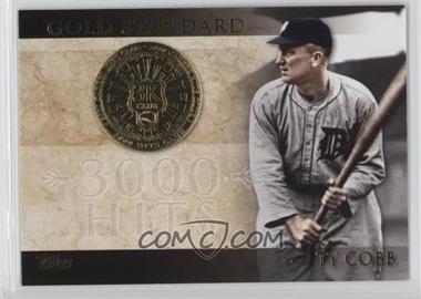 2012 Topps - Gold Standard #GS-15 - Ty Cobb