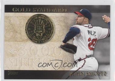 2012 Topps - Gold Standard #GS-16 - John Smoltz