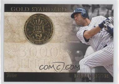 2012 Topps - Gold Standard #GS-20 - Derek Jeter