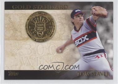 2012 Topps - Gold Standard #GS-23 - Tom Seaver