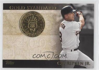2012 Topps - Gold Standard #GS-29 - Cal Ripken Jr.
