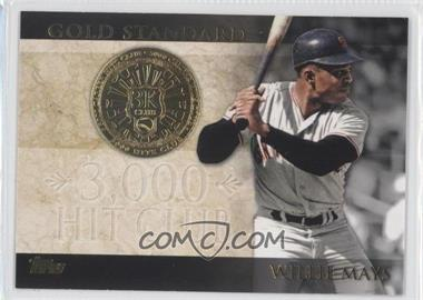 2012 Topps - Gold Standard #GS-30 - Willie Mays