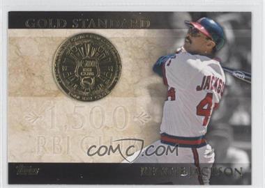 2012 Topps - Gold Standard #GS-34 - Reggie Jackson