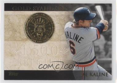 2012 Topps - Gold Standard #GS-36 - Al Kaline
