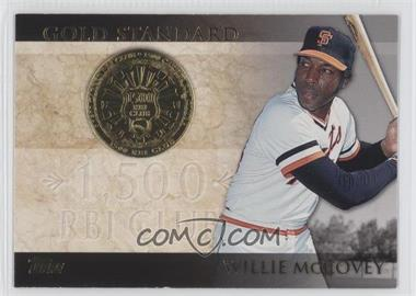 2012 Topps - Gold Standard #GS-37 - Willie McCovey