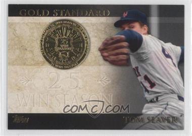 2012 Topps - Gold Standard #GS-43 - Tom Seaver