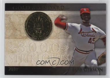 2012 Topps - Gold Standard #GS-5 - Bob Gibson