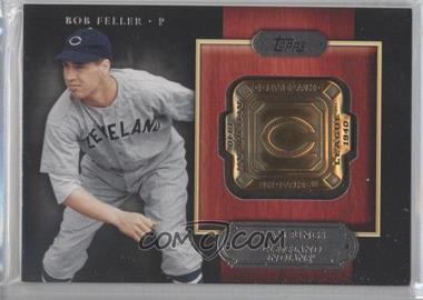 2012 Topps - Gold Team Rings #GTR-BF - Bob Feller