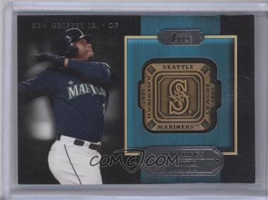 2012 Topps - Gold Team Rings #GTR-KG - Ken Griffey Jr.