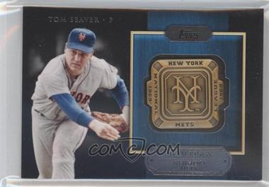 2012 Topps - Gold Team Rings #GTR-TS - Tom Seaver