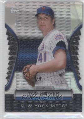2012 Topps - Golden Giveaway Contest Golden Moments Die-Cut #GMDC-13 - Tom Seaver