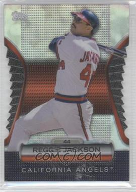 2012 Topps - Golden Giveaway Contest Golden Moments Die-Cut #GMDC-39 - Reggie Jackson