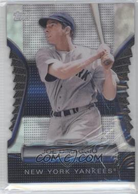 2012 Topps - Golden Giveaway Contest Golden Moments Die-Cut #GMDC-5 - Joe DiMaggio