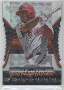 2012 Topps - Golden Giveaway Contest Golden Moments Die-Cut #GMDC-52 - Justin Upton