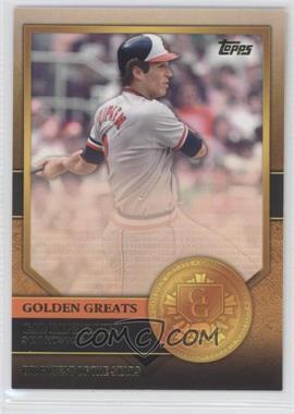 2012 Topps - Golden Greats #GG-41 - Cal Ripken Jr.