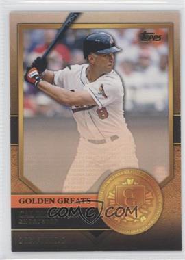 2012 Topps - Golden Greats #GG-45 - Cal Ripken Jr.