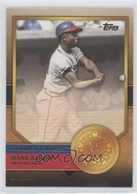 2012 Topps - Golden Greats #GG-53 - Hank Aaron