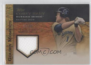 2012 Topps - Golden Moments Game-Used Memorabilia - Gold #GMR-CH - Corey Hart /99