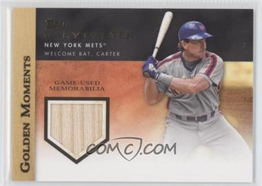 2012 Topps - Golden Moments Game-Used Memorabilia #GMR-GC - Gary Carter