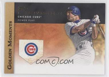 2012 Topps - Golden Moments Series One #GM-20 - Ryne Sandberg
