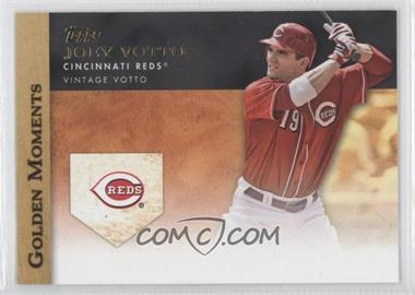 2012 Topps - Golden Moments Series One #GM-41 - Joey Votto