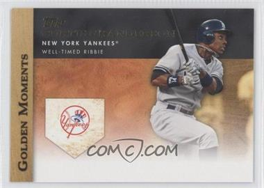2012 Topps - Golden Moments Series One #GM-43 - Curtis Granderson
