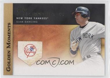 2012 Topps - Golden Moments Series Two #GM-13 - Alex Rodriguez