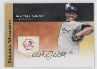 2012 Topps - Golden Moments Series Two #GM-29 - Mariano Rivera