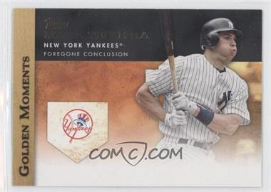 2012 Topps - Golden Moments Series Two #GM-30 - Mark Teixeira