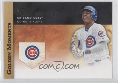 2012 Topps - Golden Moments Series Two #GM-35 - Starlin Castro