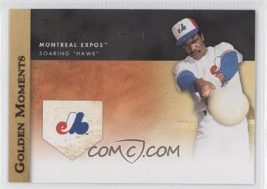 2012 Topps - Golden Moments Series Two #GM-41 - Andre Dawson