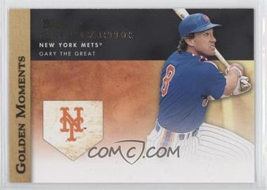 2012 Topps - Golden Moments Series Two #GM-43 - Gary Carter