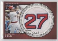 Carlton Fisk (Red Sox; 27)