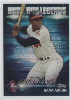 2012 Topps - Prime 9 Home Run Legends #HRL-1 - Hank Aaron