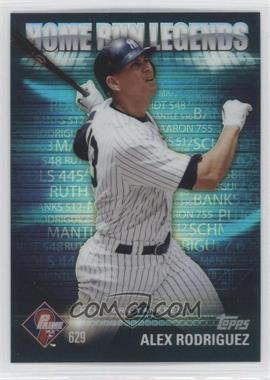 2012 Topps - Prime 9 Home Run Legends #HRL-5 - Alex Rodriguez