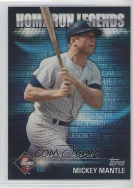 2012 Topps - Prime 9 Home Run Legends #HRL-6 - Mickey Mantle