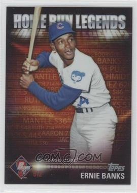 2012 Topps - Prime 9 Home Run Legends #HRL-7 - Ernie Banks