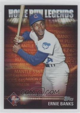 2012 Topps - Prime 9 Home Run Legends #HRL-7 - Ernie Banks