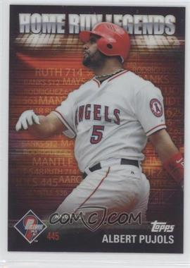 2012 Topps - Prime 9 Home Run Legends #HRL-9 - Albert Pujols